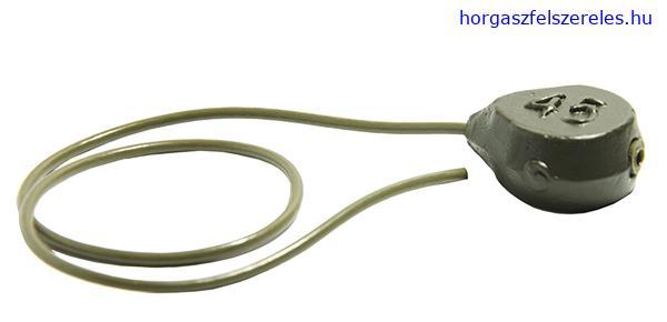 Carp Expert Flat Pear Inline Ólom, 80g (55060-80)