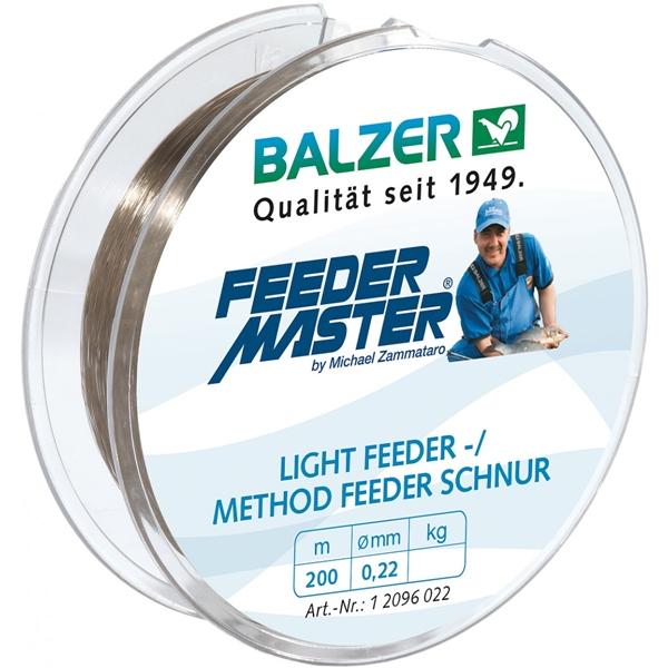 Balzer Feeder Master zsinór, 200m, 0,22-0,28mm (2096/...)
