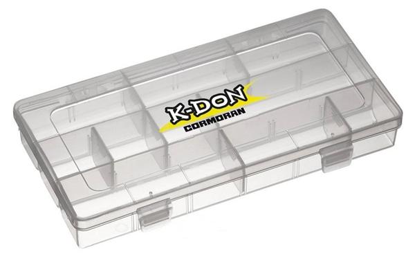 Cormoran műcsalis doboz, 1006-os modell (66-10006))