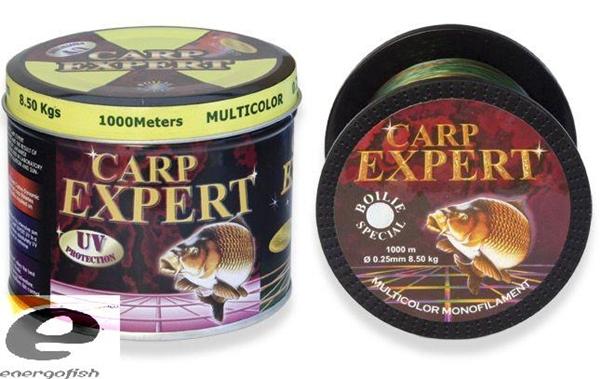 Carp Expert Multicolor 1000m 0,25-0,35mm (30125-8..)